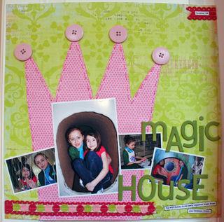 Magic House by Deana Boston
