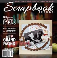 Scrapbook trends