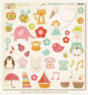 Mme alphabet soup