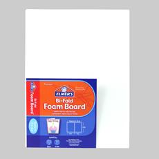 Mini bi-fold foam board