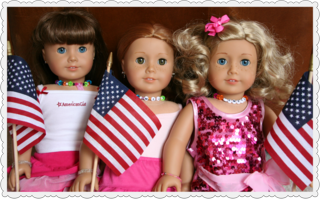 Americangirlsflags