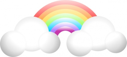 Cloud_rainbow_clip_art