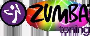Zumba-toning-logo