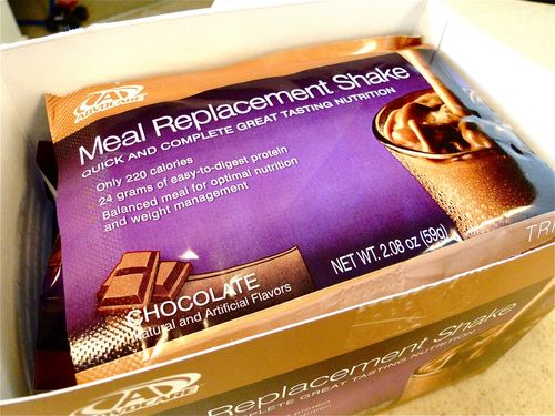 Meal-replacement