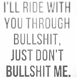 I'll ride